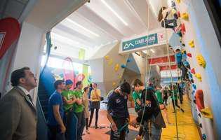 S-a deschis primul centru de terapie prin sport pentru copiii cu nevoi speciale din România