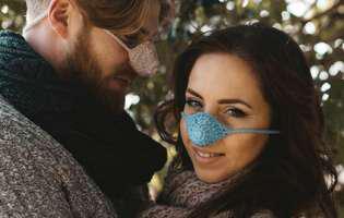 Ai nasul tot timpul rece iarna? Pentru tine e această invenție haioasă! | GALERIE FOTO
