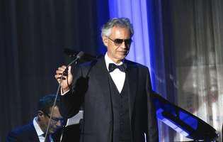 """Andrea Bocelli a trecut prin clipe cumplite. """"Când treci prin așa ceva, faima și succesul nu mai contează deloc"""""""