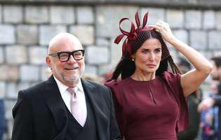 Demi Moore vrea în familia regală britanică. A pus ochii pe unul dintre cei mai râvniți burlaci