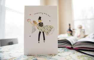 Fă-ți singură invitațiile de nuntă. Iată cum faci asta