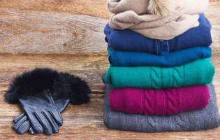 fixativ pentru puloverele din lână