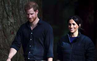 Motivul pentru care regina le va permite prințului Harry și lui Meghan să aleagă un nume unic pentru primul lor copil