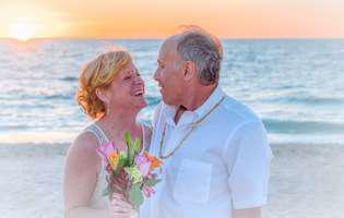Aniversarea a 40 de ani de căsătorie. Cum organizezi petrecerea