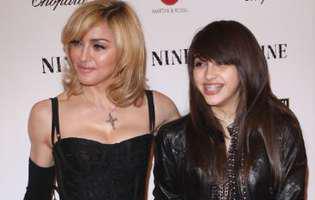 cum arata fiica cea mare a Madonnei
