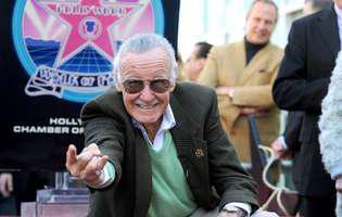 A murit Stan Lee, creatorul Spider-Man și X-Men. Celebrul scriitor a fost fiul unor evrei români