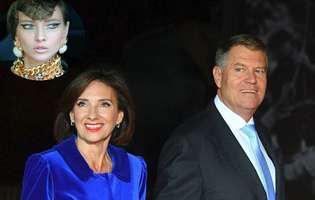 Carmen Iohannis, aspru criticată de Iulia Albu pentru ținuta purtată la o ceremonie din Paris