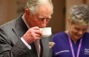 printul Charles ceai