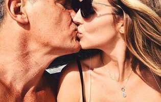 sotia lui Josh Brolin a nascut