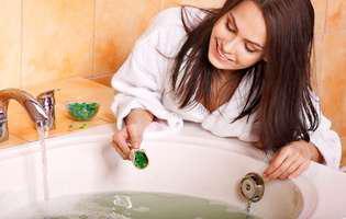 Cum poți face terapie cu apă la tine acasă