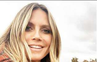 Heidi Klum s-a logodit