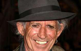 Keith Richards s-a lasat de alcool