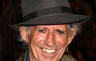 Keith Richards s-a lasat de alcool