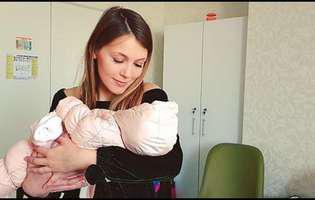 Cum arată Andreea Ibacka la două săptămâni după ce a născut. S-a pozat complet nemachiată