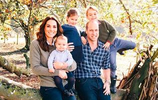 Kate Middleton și prințul William, o nouă apariție alături de copiii lor. Prințul George a cucerit inimile tuturor cu gestul lui
