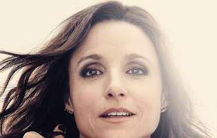 """Julia Louis-Dreyfus , vedeta din serialul """"Seinfeld"""","""