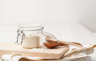 Cum să folosești bicarbonatul la mâncare
