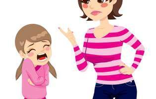 Ce faci când copilul te enervează: Stai de vorbă cu el