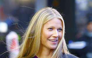 Gwyneth Paltrow a fost in luna de miere cu fostul sot