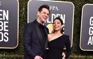 Jim Carrey și iubita sa, Ginger Gonzaga, s-au despărțit. Nu are deloc noroc în dragoste