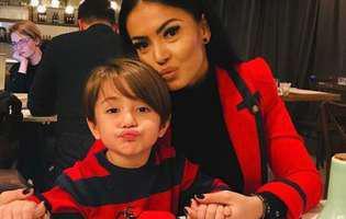 """Adevăratul motiv pentru care Andreea Mantea și fiul ei au fost nevoiți să se întoarcă urgent în România: """"Mi-e greu să vorbesc"""""""