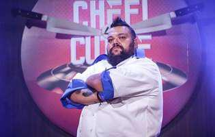 """""""Mă pot numi un chef foarte fericit. Am avut cei mai buni concurenți de până acum. Eu am fost îndreptățit să am cele mai mari emoții, pentru că pentru prima dată în aceste șase sezoane, am ajuns cu doi concurenți"""", a declarat Scărlătescu emoționat, la finalul concursului. Originar din Beclean, Andrei Balasz din echipa lui Chef Scărlătescu a fost unul dintre favoriții câștigării trofeului """"Chefi la Cuțite"""". Andrei e stabilit în Londra și a lucrat chiar și la restaurante cu stele Michelin. S-a decis să-și măsoare nivelul, supunând preparatele sale la criticile sau aprecierile papilelor gustative a trei chefi români.De-a lungul concursului a reușit să-i impresioneze pe chefi cu preparatele sale, iar în dueluri a luat cele mai mari note."""
