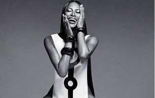 Cel mai nou cuplu din showbiz: Naomi Campbell are un nou iubit, în vârstă de 25 de ani