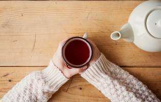Tratează ficatul încărcat de toxine cu ceai de plante