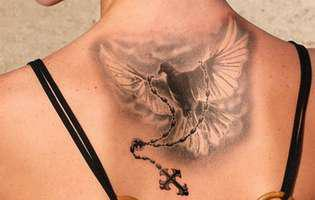 tatuajele cu simboluri creștine