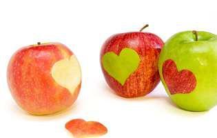 cum decorezi mere cu dragoste