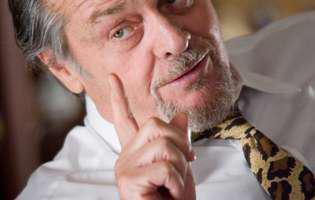Jack Nicholson de nerescunoscut