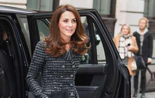 Kate Middleton a aratat ca o printesa