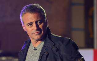 Matt LeBlanc inainte de Friends