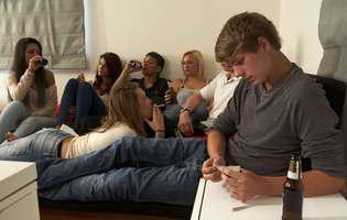 Riscurile la care se supun cei care consumă droguri: Instalarea depresiei
