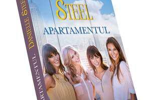 """""""Apartamentul"""" de Danielle Steel, destine se împletesc"""
