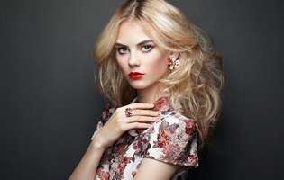 În 2019 se poartă părul blond deschis, luminos, solar