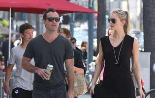 Jude Law s-a căsătorit în mare secret. Marele actor a renunțat la burlăcie