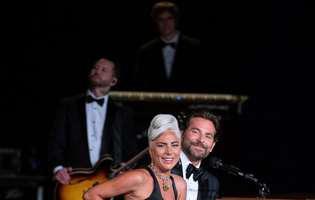 A început războiul între Lady Gaga și Irina Shayk. Ce a făcut celebrul fotomodel după premiile Oscar