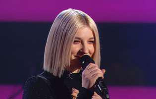 """O tânără din Ucraina a cântat """"Dragostea din tei"""" la Vocea Ucrainei"""