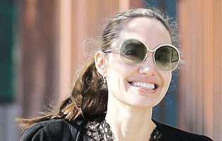 mezina Angelinei Jolie si a lui Brad Pitt
