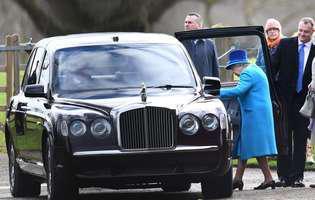 regina Elisabeta ar putea fi evacuata
