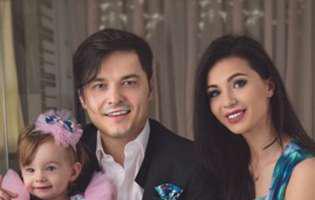 Liviu Vârciu va deveni din nou tătic! Primele imagini cu Anda Călin însărcinată