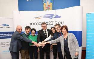 Ambasadori Juniori la Uniunea Europeană. Boardul Copiilor din România