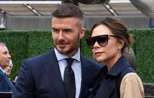 David Beckham si Helena Christensen