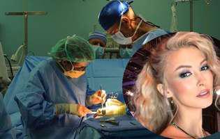 Ce este embolia cu lichid amniotic, complicația suferită de Andreea Bălan în timpul operației de cezariană