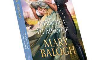 """Inima mea îți aparține"" de Mary Balogh"