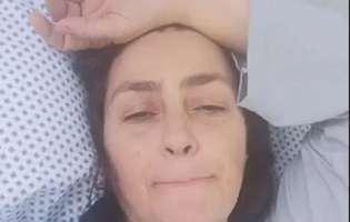 """Prima declarație a Ronei Hartner după cea de-a doua operație: """" Nu vreau să mă panichez. Dacă vrea Dumnezeu să-mi dea zile…"""""""