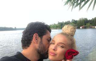 Cezar Ouatu s-a împăcat cu Andreea Vilău. Cei doi se pregătesc de nuntă