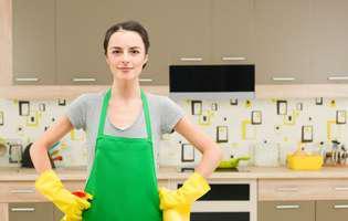 cum sa folosesti clorul pentru curățenia de Paște