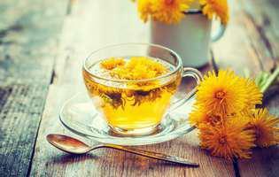 Beneficiile pentru sănătate ale ceaiului de păpădie: Detoxifiază organismul